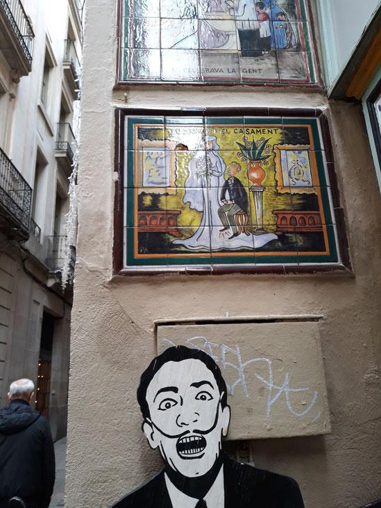 Самая сладкая улица Барселоны. Гиды в Барселоне, экскурии в Барселоне
