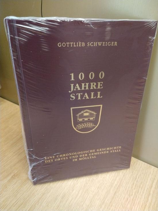 1000 Jahre Stall, €17.-