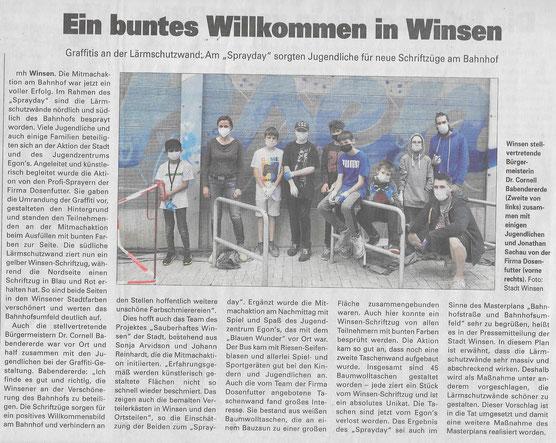 Wochenblatt Marsch & Heide, 17.06.2021