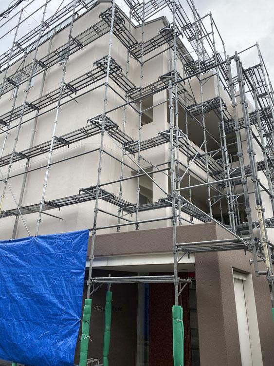 所沢外壁塗装 狭山外壁塗装 塗り替え 屋根塗装 所沢市 狭山市