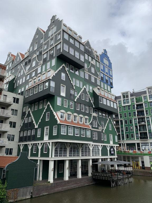 Niederlande, Holland, Zentrum, Zaandam, Inntel Hotels Amsterdam