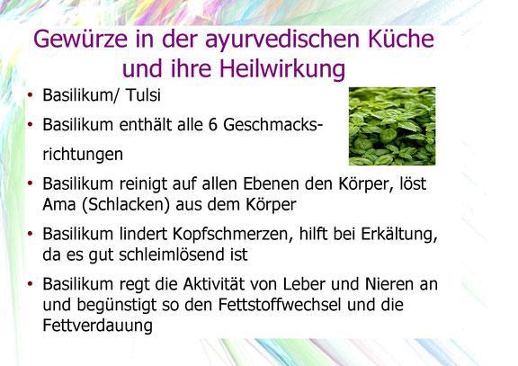 Basilikum und dessen Heilwirkung