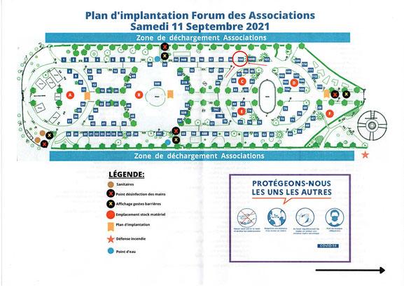 Forum des assoc à Oloron le 11 septembre 2021 avec l'association ACCOB- Défense environnement_P3.