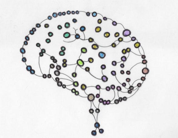 vernetztes Gehirn