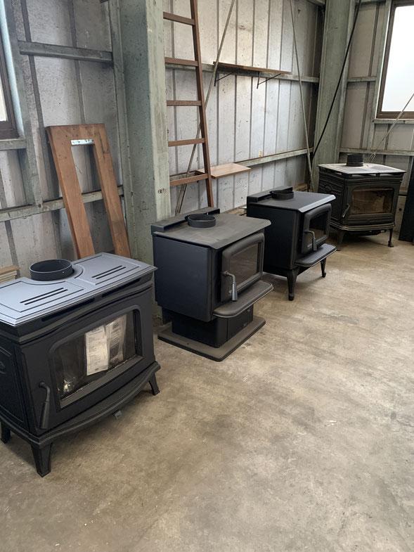 神奈川県で薪ストーブ・暖炉・ペレットストーブの販売設置