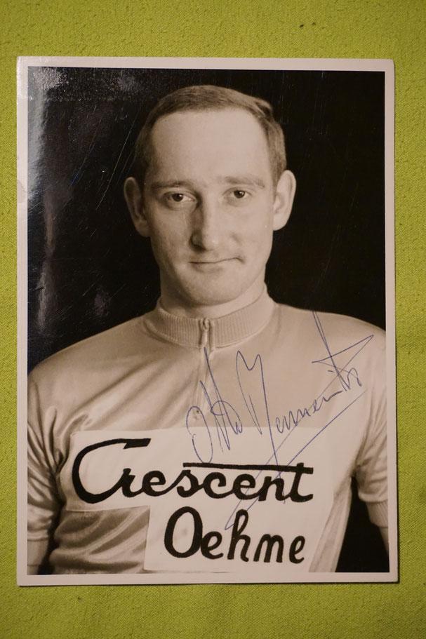 1967 - noch als Amateur im deutschen Crescent Team