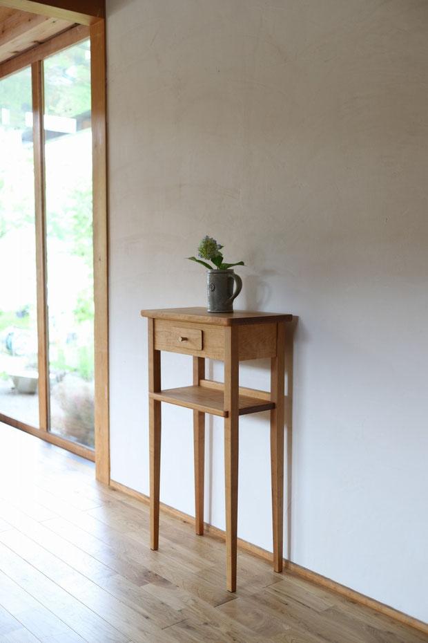 コンソールテーブル 玄関飾り棚 小さな飾り棚  console-table  エントランス