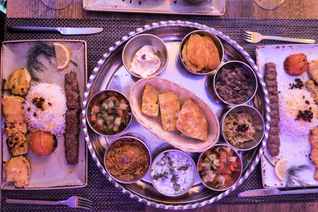 Mama Persia Zurich Zurich Food Advisor persisch Restaurant