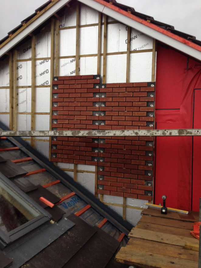 BrickCloak Cladding Panels