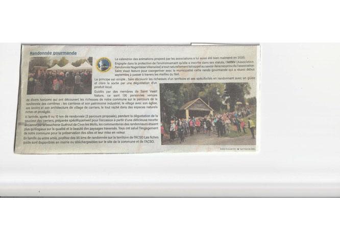 bulletin municipal de St Vaast les Melo