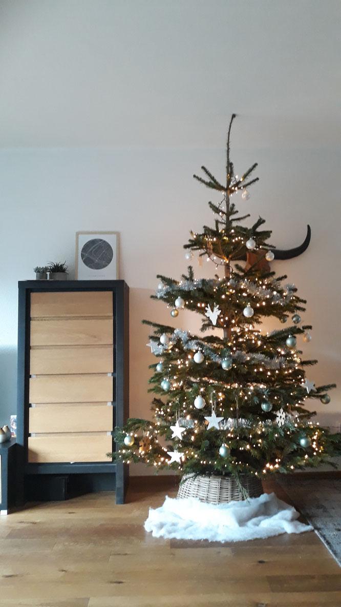 Gratis Makro kerstboom