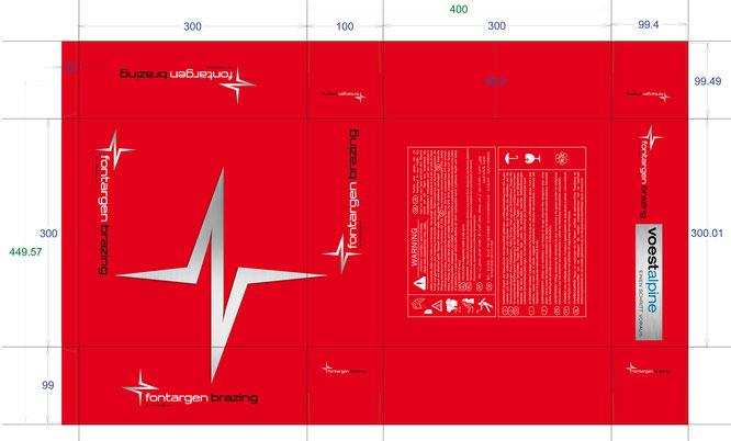 ES-DESIGN Entwicklung von Stanzkonturen und Druckdaten