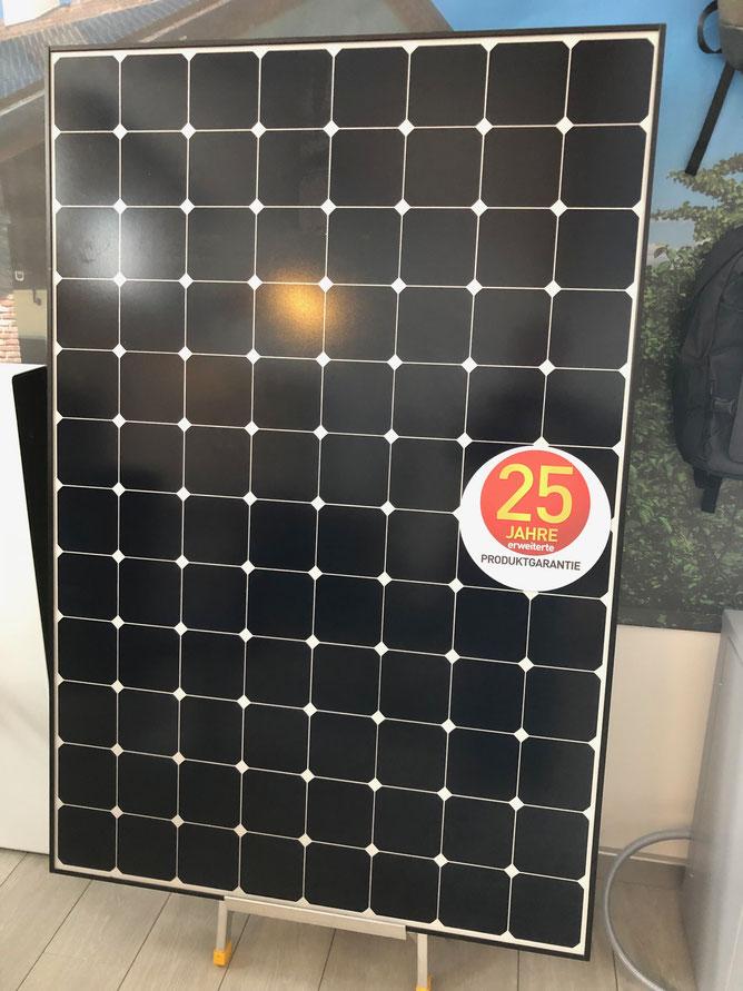 Universal Modul Ständer für Solarmodule 1m x 1,6 m - einfach und genial - Ausstellung