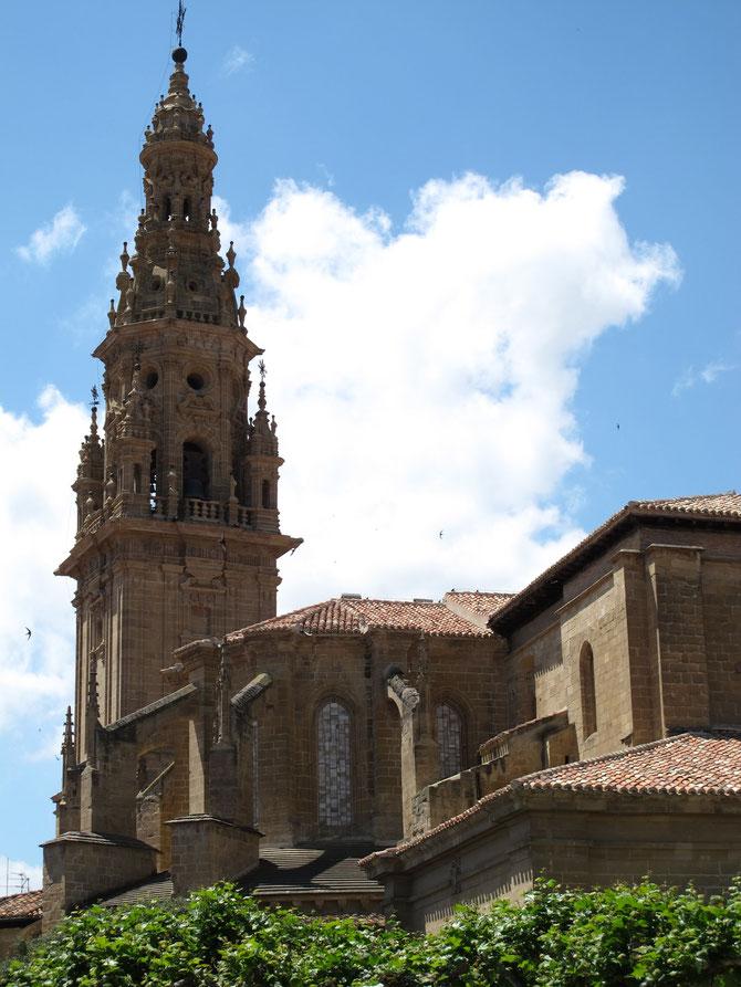 Die Kathedrale Santo Domingo de Calzada
