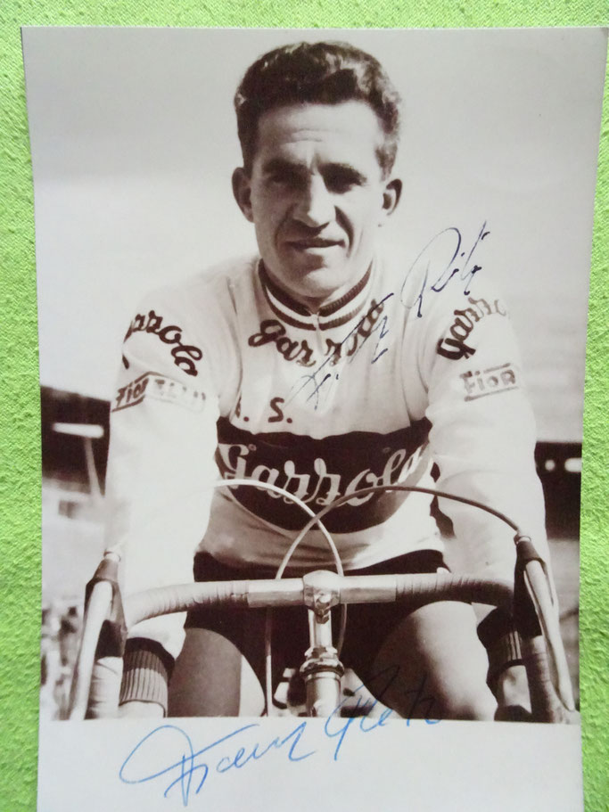 1960 - im Team Gazzola