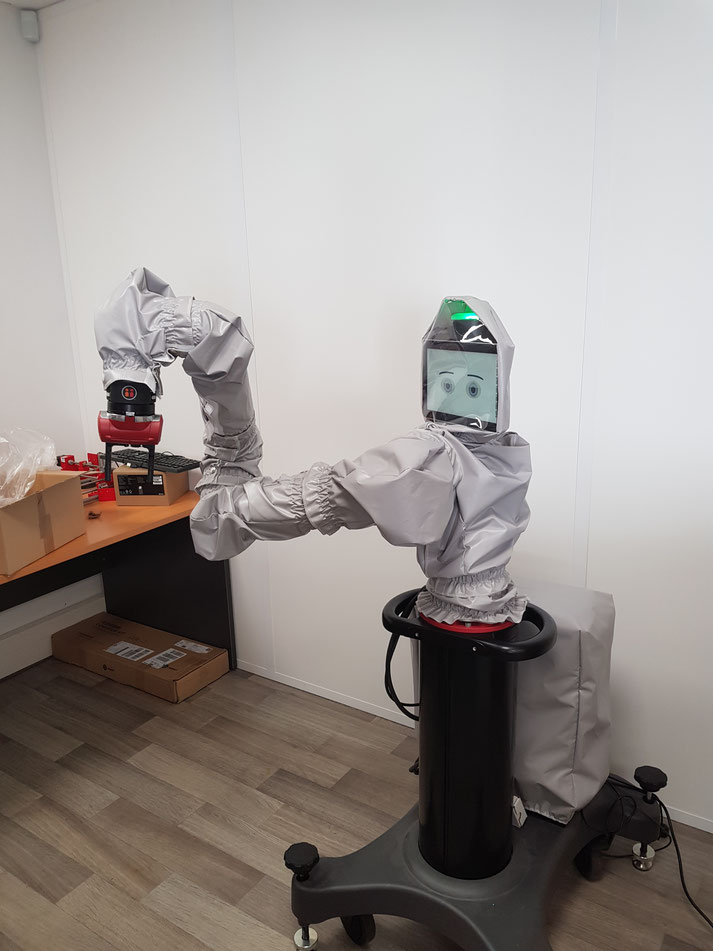 HOUSSE DE PROTECTION ROBOT COLLABORATIF SAWYER HDPR