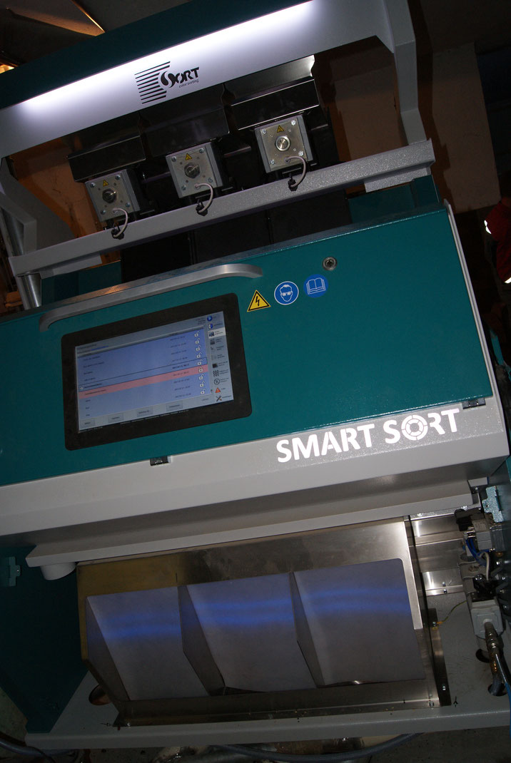 Die Smart Sort aus Sibirien