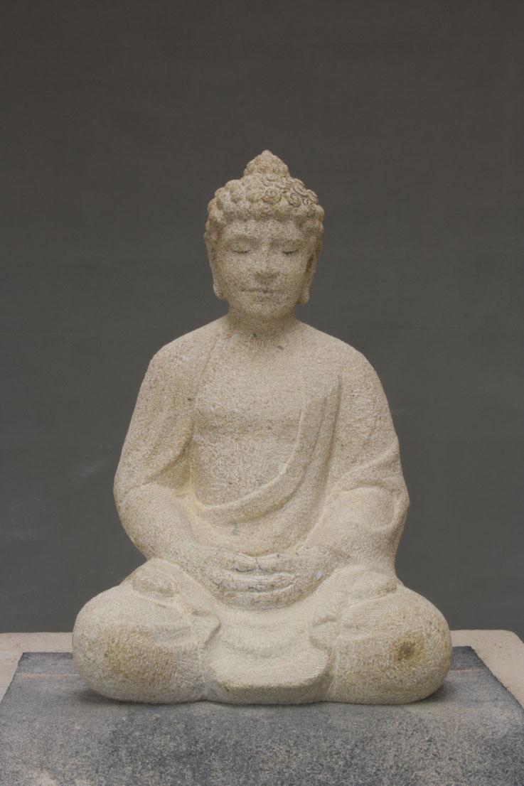 Sandstein Buddha 2020