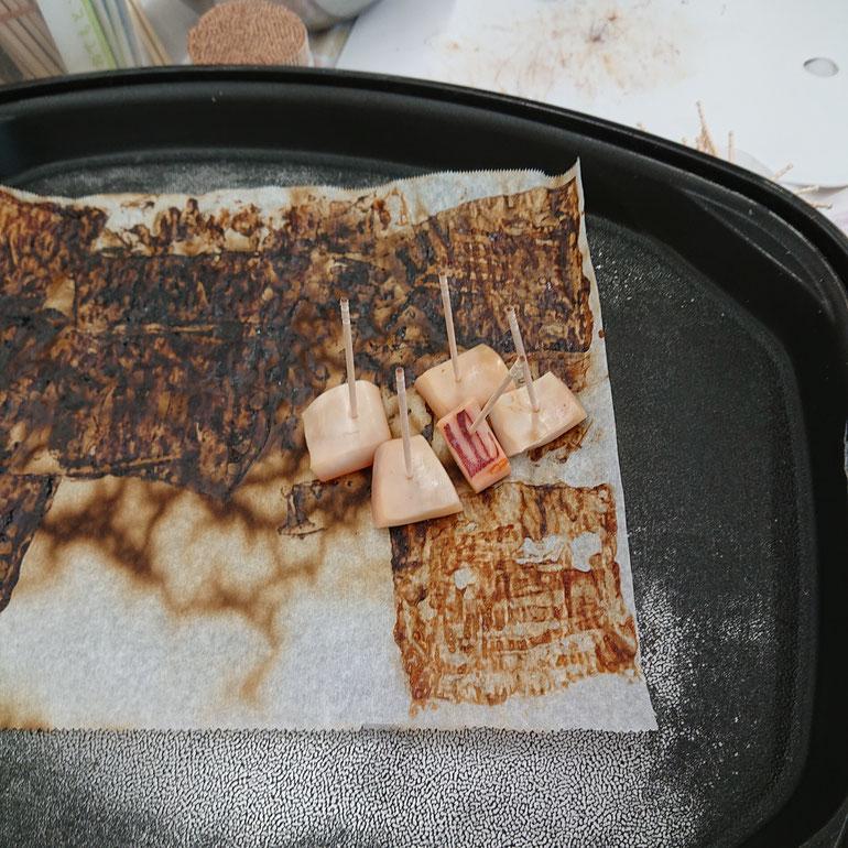 焼き の 新潟 いか ふっくら いかのふっくら焼(イカ屋 荘三郎)ヤマキ食品