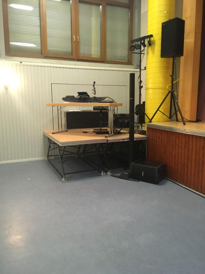 DJ Turnhalle