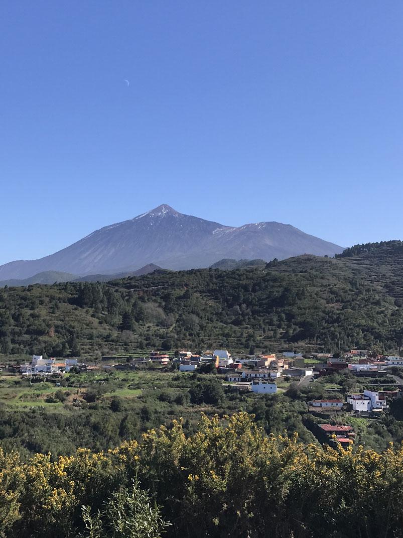 Ausgangspunkt Erjos-Monte del Agua