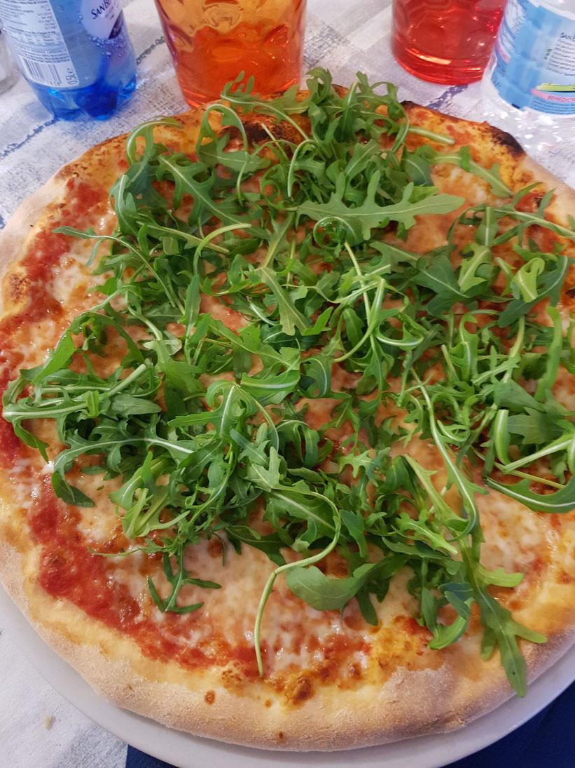 Pizza Grado Alla Pace