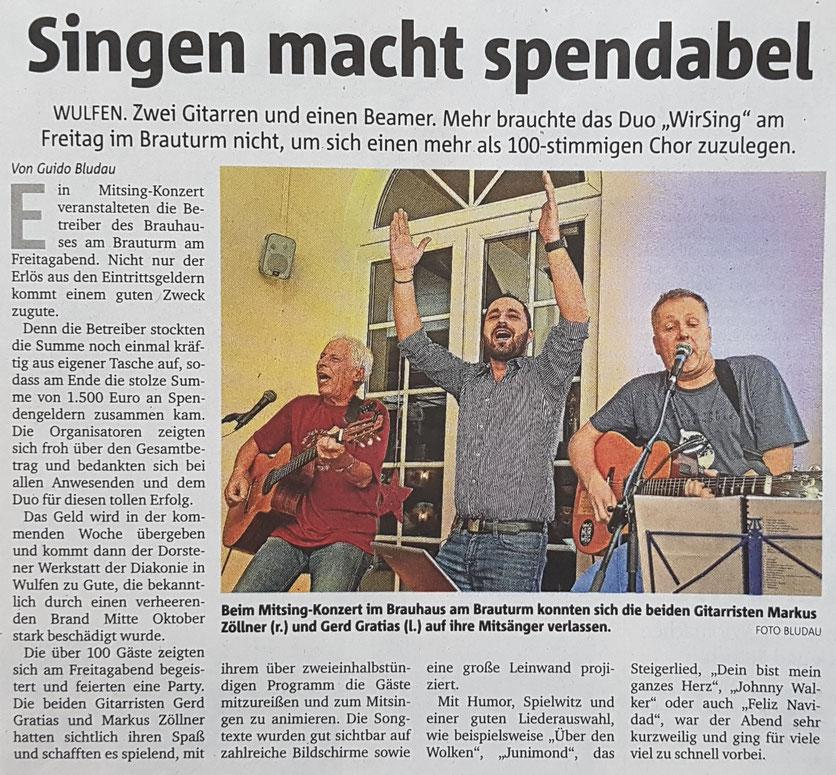 Dorstener Zeitung 03.12.2018