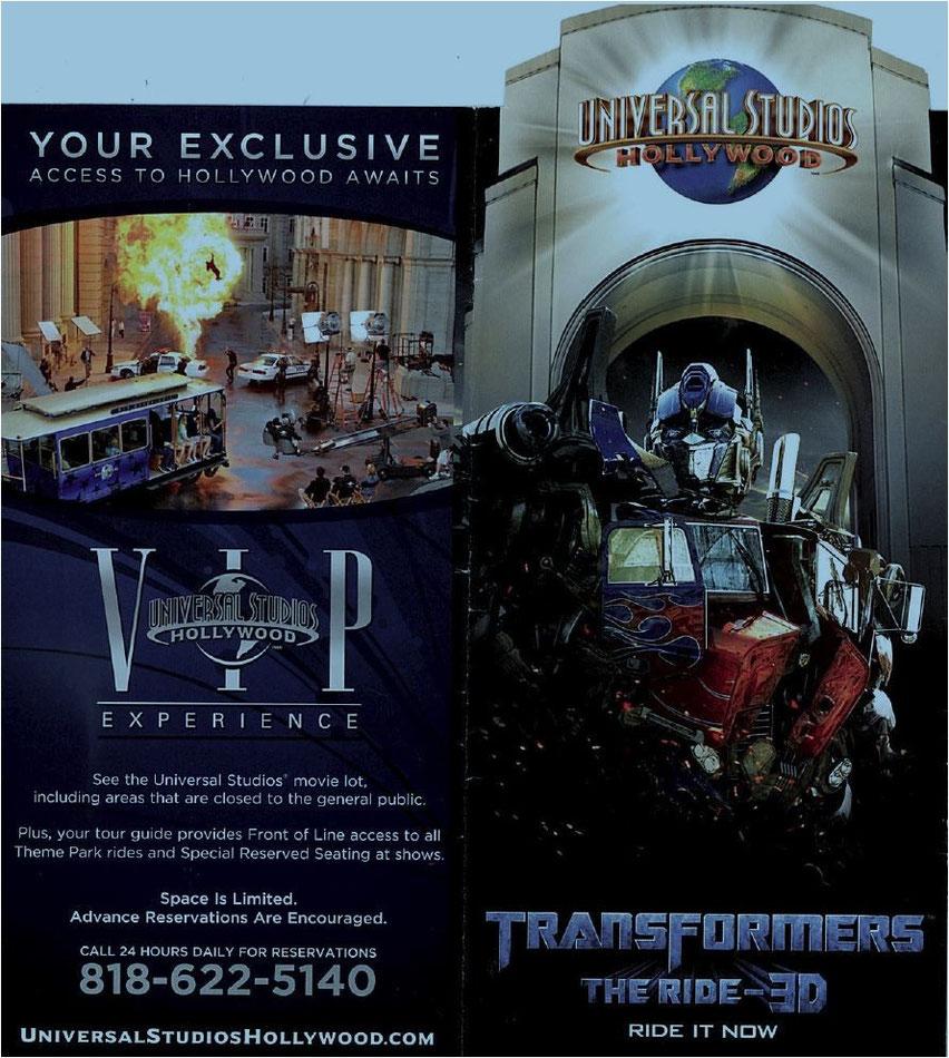 Bild: Universal Studios Hollywood Los Angeles