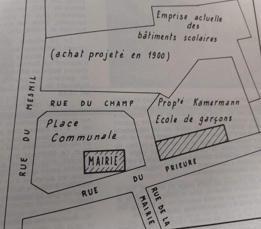 maisons-laffitte plan ecole du prieure