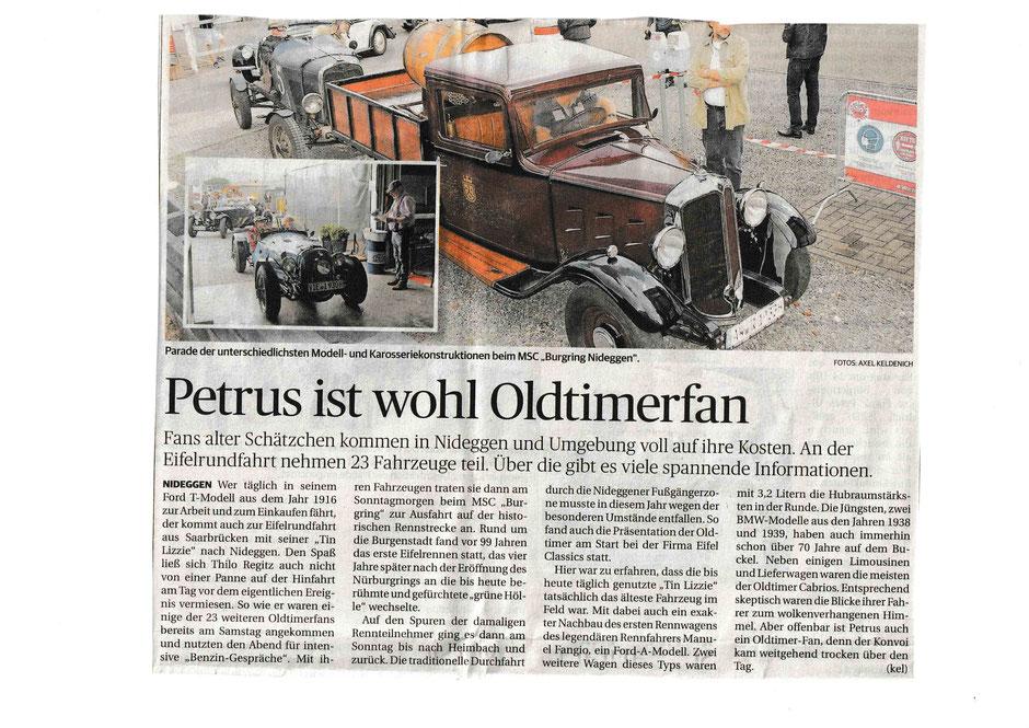 Dürener Zeitung 13.7.2021