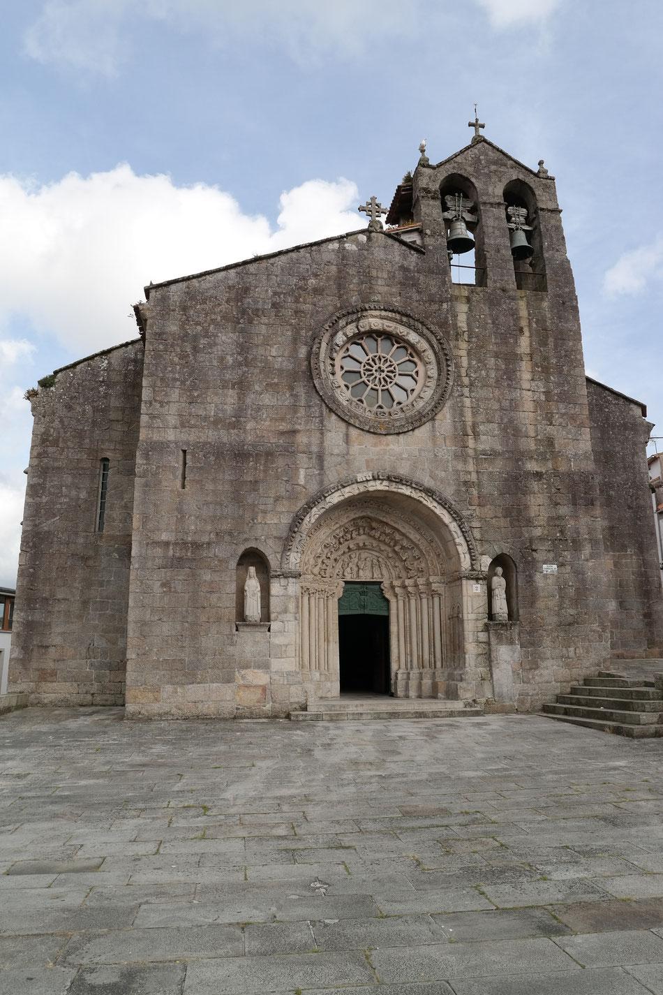 Iglesia de Santa María del Azogue in Betanzos