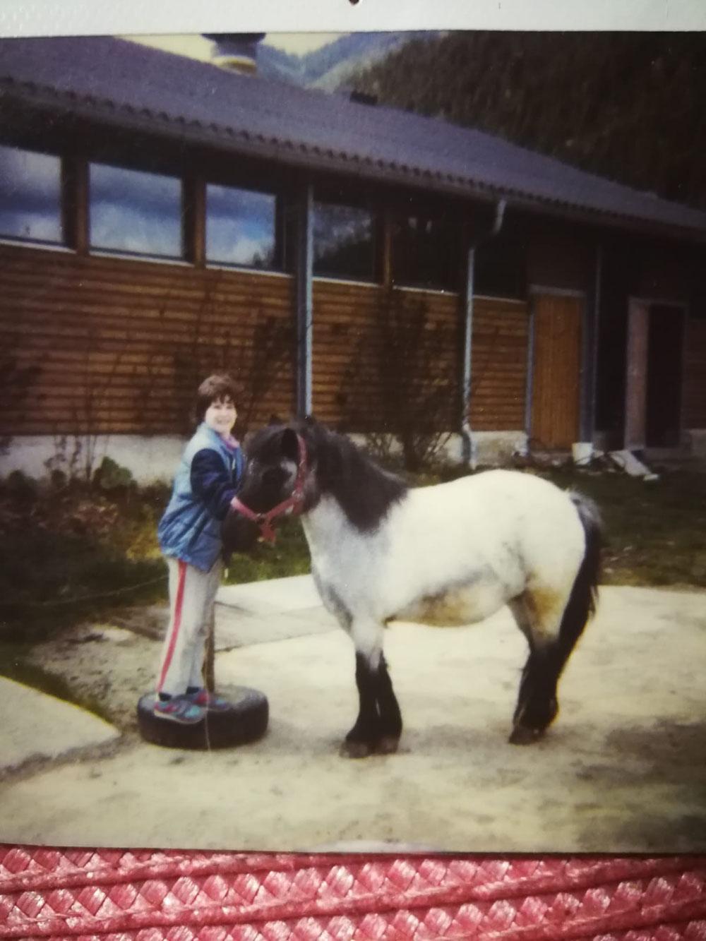 Mein erstes Pony: Welsh A Stute Susie ❤️