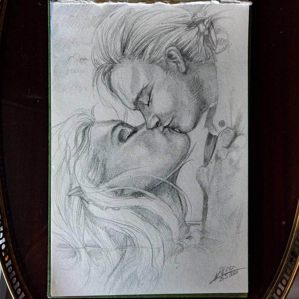 05.2020 siren's kiss