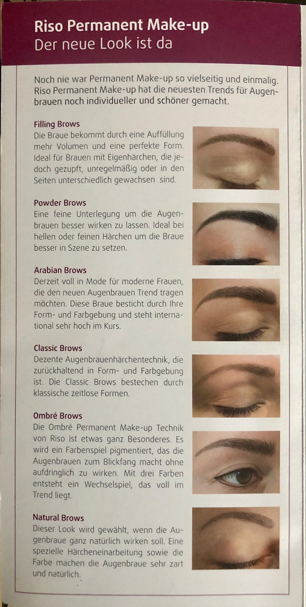 Permanent Make-Up - Dauerhaft schön - Kosmetikstudio Hirschaid - NEU ...