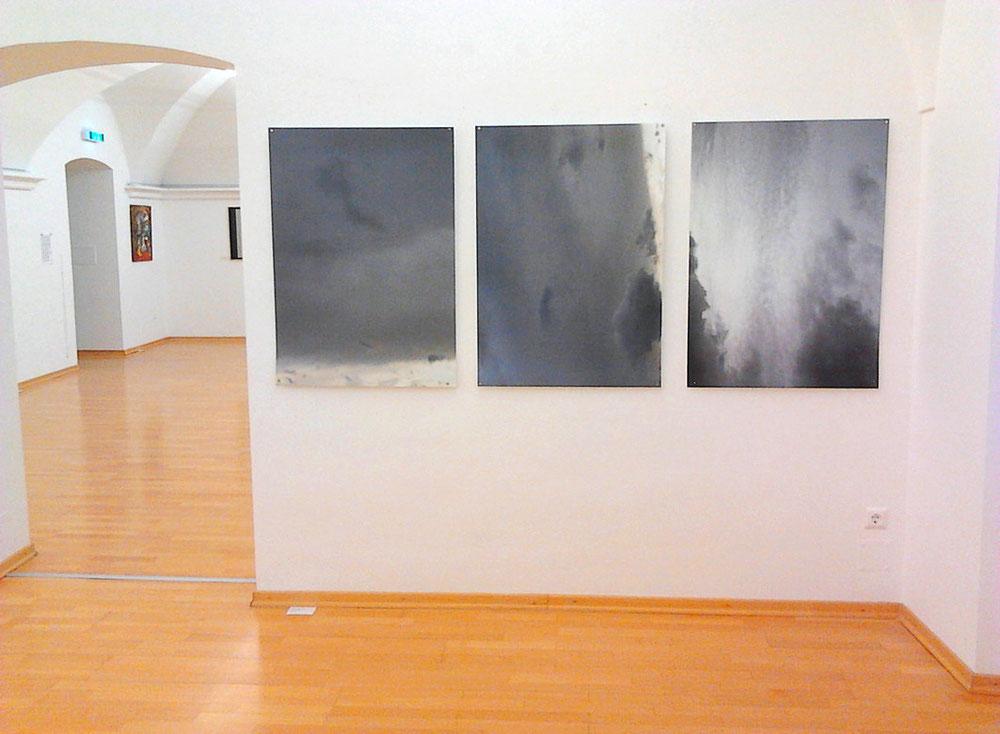"""Ausstellungsansicht,""""67.Jahresausstellung St.Pöltner Künstlerbund"""", Stadtmuseum St.Pölten, 2013"""