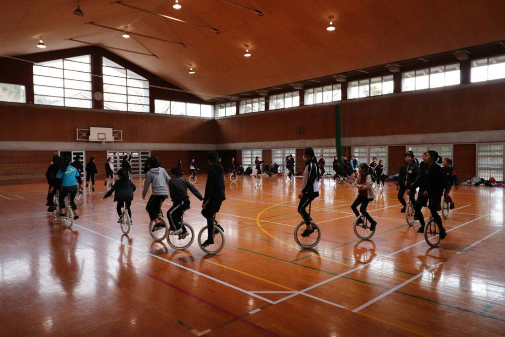 2019年2月佐賀のチームと合同練習をさせていただきました。