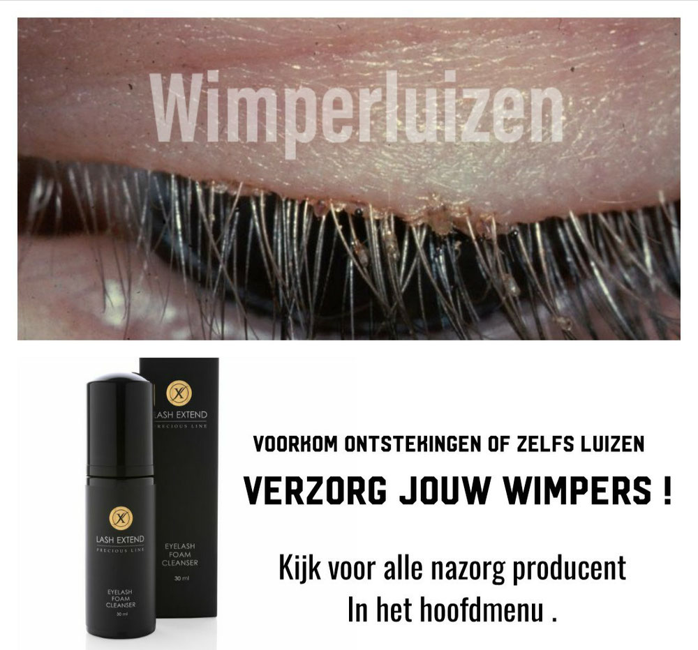 Nazorg, make-up producten