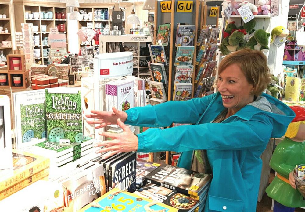 Auch die Lesung beim Belandris Gartencenter Matthies in Seevetal/Hitfeld war sehr gut besucht, was für ein Spaß! Danke an Alle!!