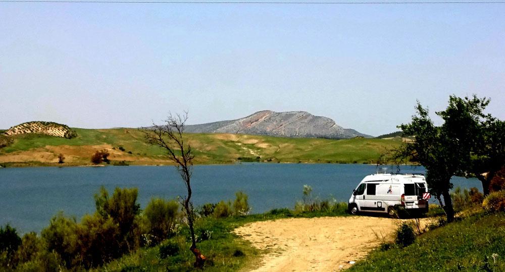 Was für eine schöne Zeit haben wir erleben dürfen! Danke! ( Bild Andalusien)