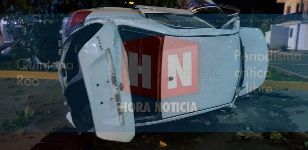 En el interior del vehículo se encontraba el botin del asalto