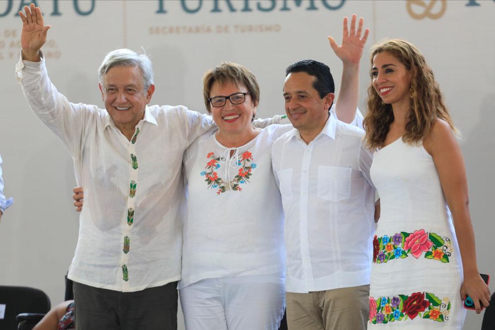 Destaca la munícipe las obras sociales que financiará la federación a través de la Sedatu y que superan el monto de 500 millones de pesos