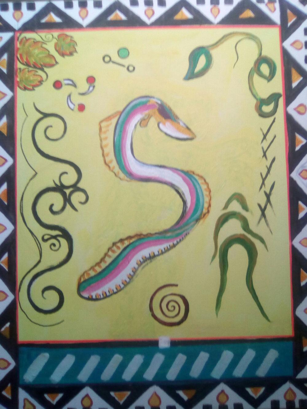 Spiritualité, la philosophie de l'anguille.