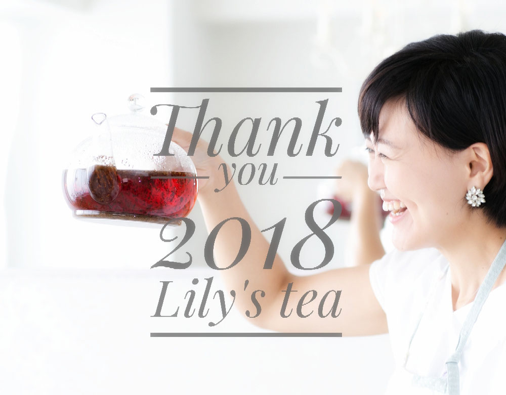 Happy tea life!!