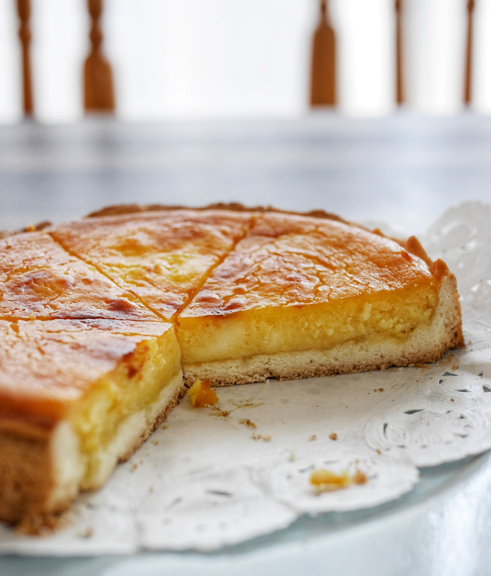 バーニャ チーズケーキ