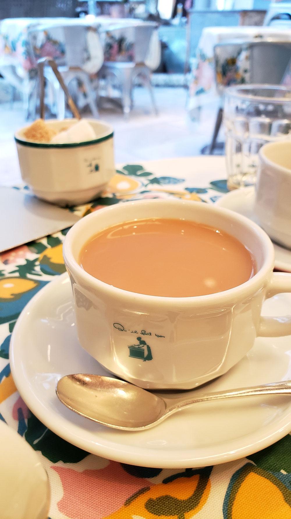 紅茶の好みは人それぞれ違う。