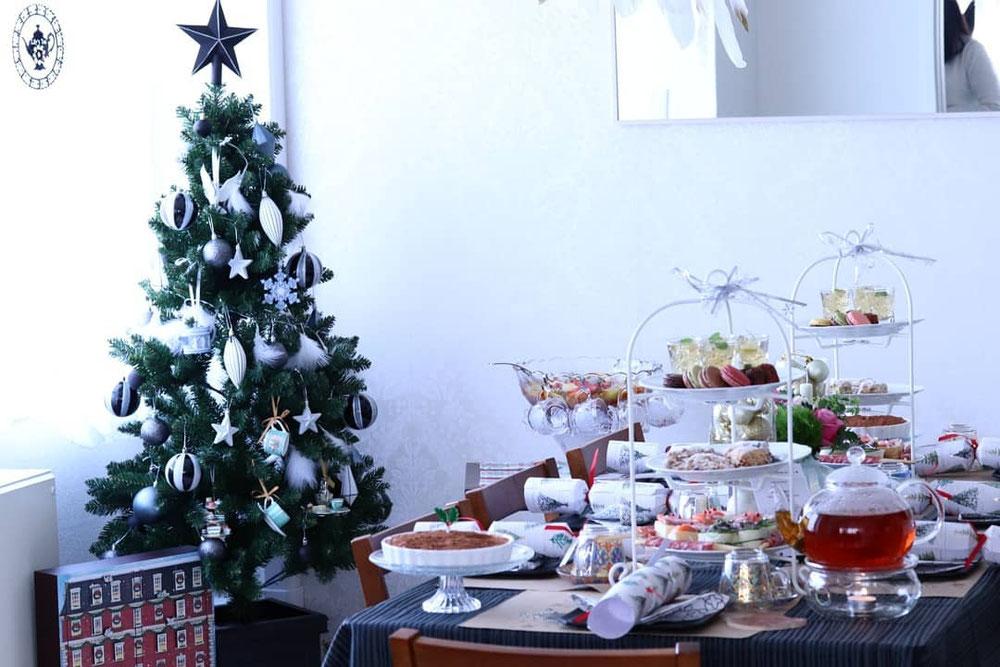 クリスマスアフタヌーンティー