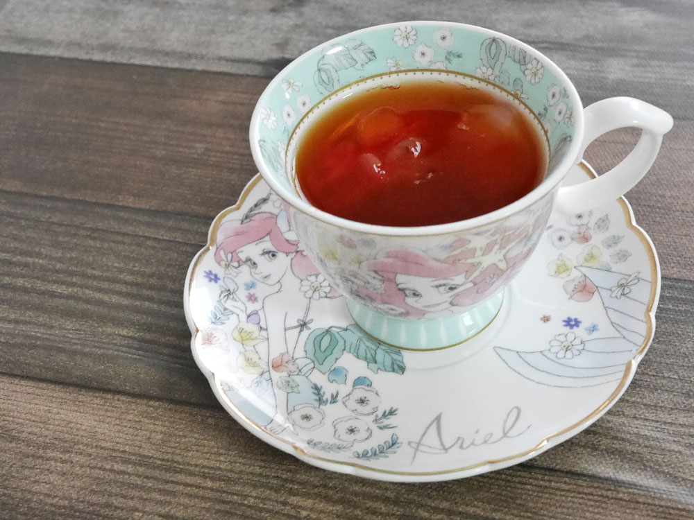 Ariel tea cup