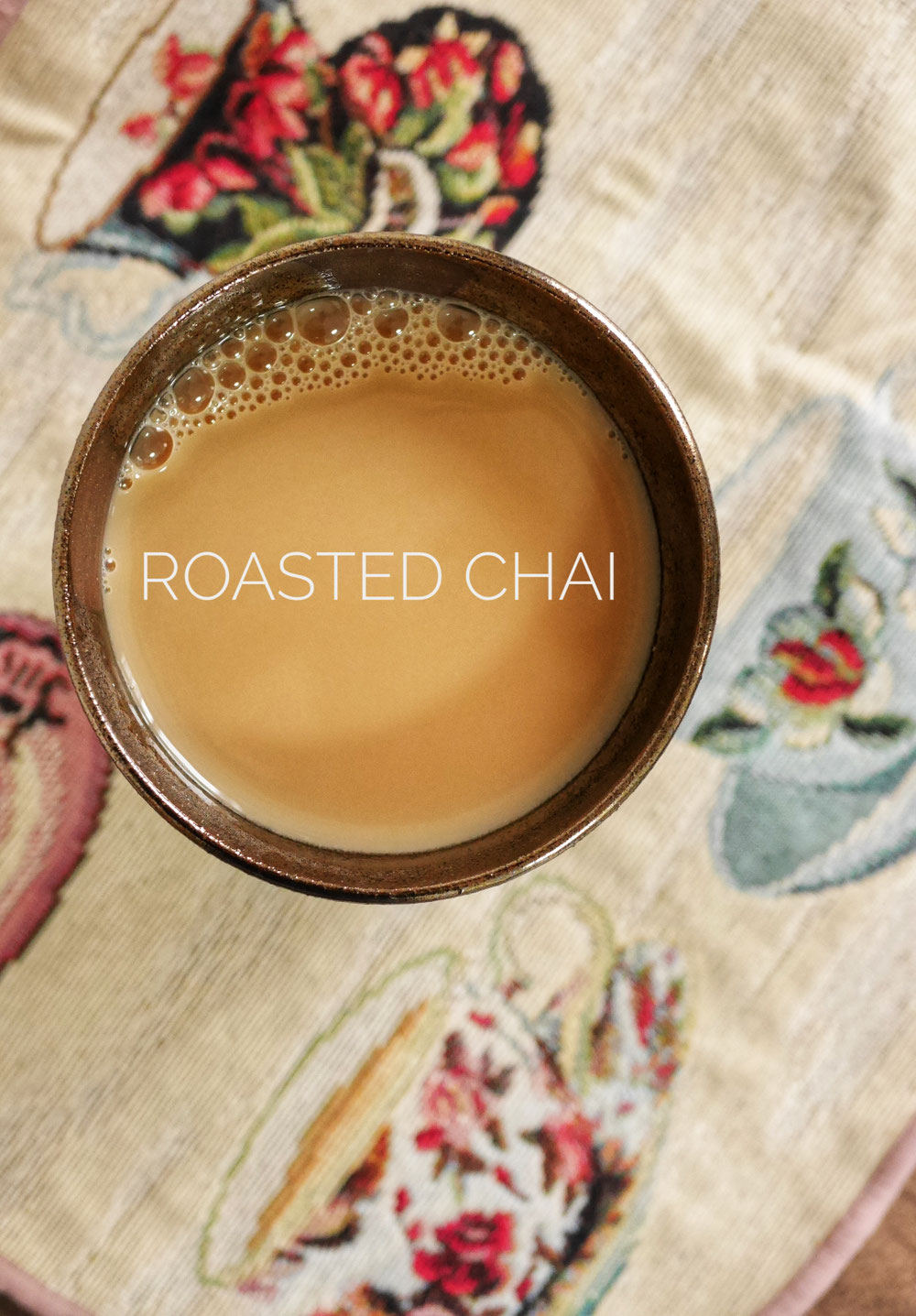 Roasted chai
