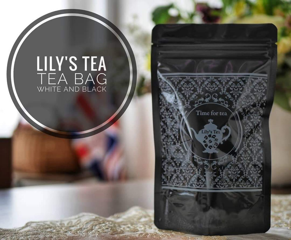 Lily's tea ティーバッグ