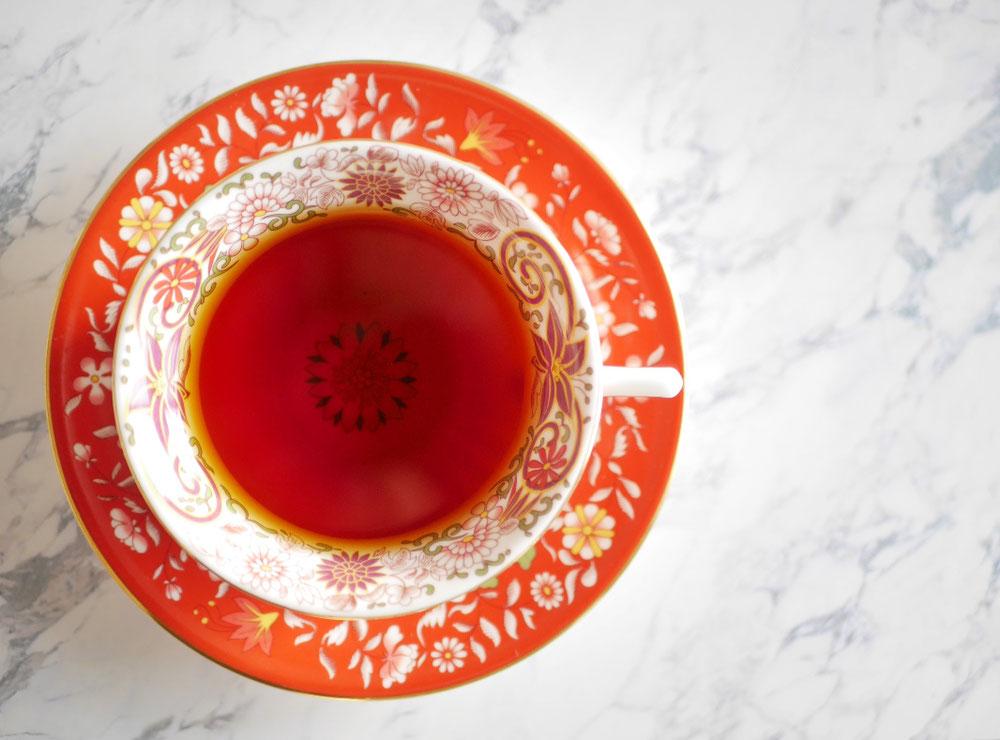 ありがとうの紅茶